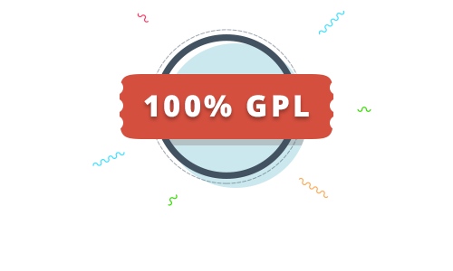 GNU GPL-licensed product